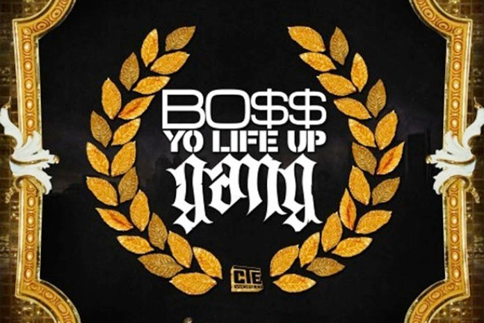 Young Jeezy - Boss Yo Life Up Gang (Mixtape)