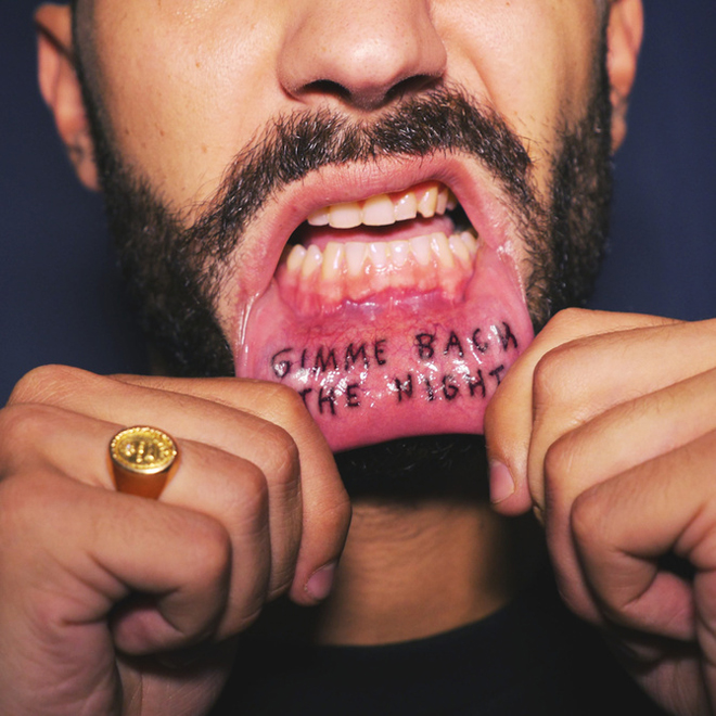 Brodinski featuring Theophilus London - Gimme Back The Night