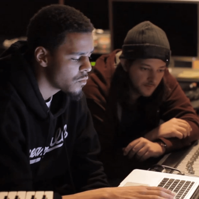 "HYPETRAK Premiere: J. Cole's ""Crooked Smile"" Co-Producer Elite ""All In A Day's Work"" Mini-Documentary"