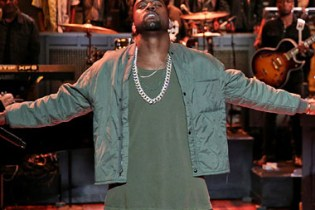 """Kanye West Performs """"Bound 2″ with The Roots and Charlie Wilson on Jimmy Fallon"""