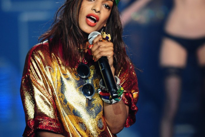 M.I.A. to Collaborate with Versace