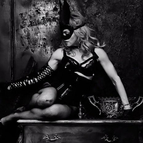 secretprojectrevolution: Madonna's Film About Sex, Violence and Art