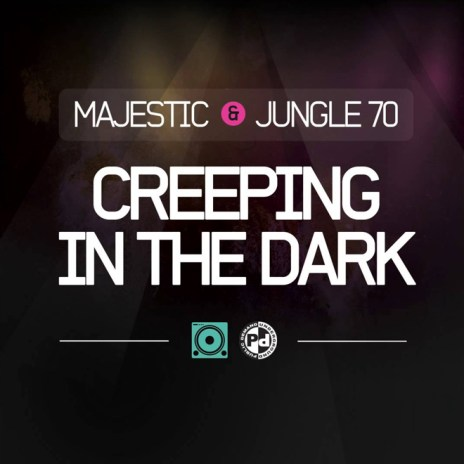 HYPETRAK Premiere: Majestic & Jungle 70 - Creeping In The Dark (Issac Christopher Remix)