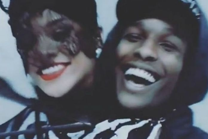 A$AP Rocky – Fashion Killa (Co-Starring Rihanna)