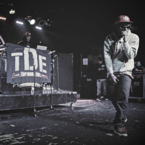 Ab-Soul Debuts New Verse at Cabooze
