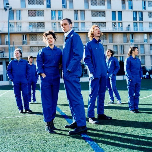 Arcade Fire - Games Without Frontiers (Peter Gabriel Cover)