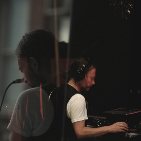Atoms For Peace - You Wouldn't Like Me When I'm Angry Mush Mx (Mix)