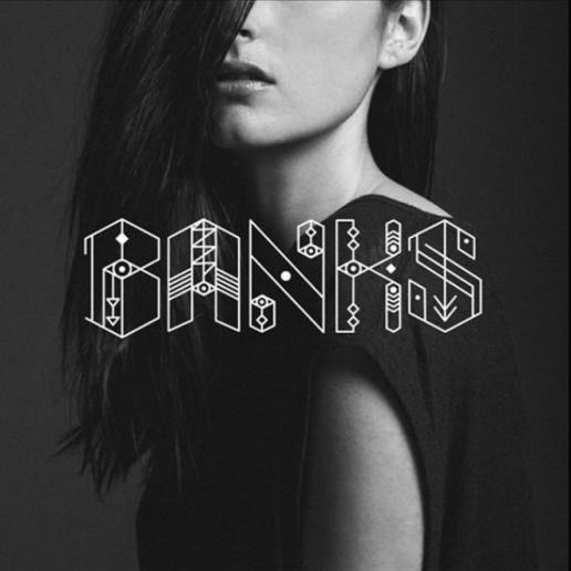 Banks - Bedroom Wall