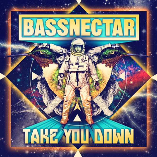 Bassnectar - Take You Down (EP Stream)