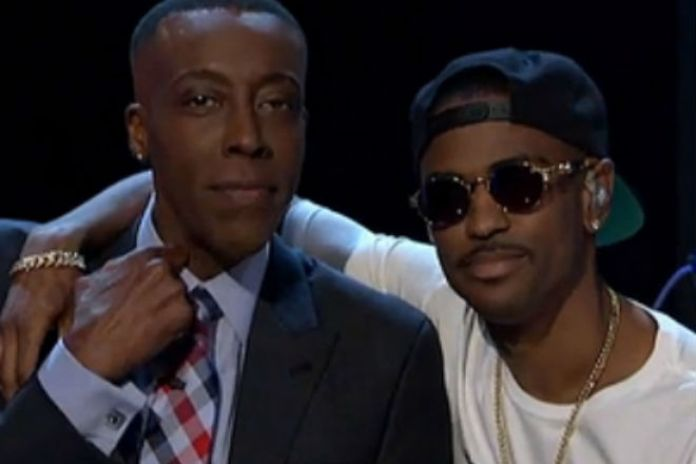 "Big Sean Performs ""Fire"" & ""Beware"" on 'The Arsenio Hall Show'"