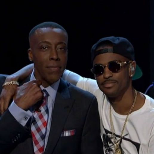 """Big Sean Performs """"Fire"""" & """"Beware"""" on 'The Arsenio Hall Show'"""