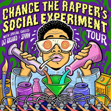 Chance The Rapper Announces First-Ever Headlining Tour
