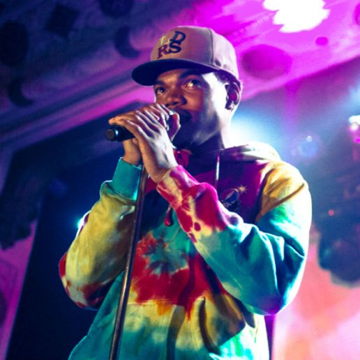 "Chance the Rapper Performs ""You Song"" at UIC's Spark In The Park"