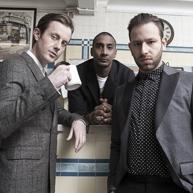 Chase & Status featuring Pusha T – Machine Gun