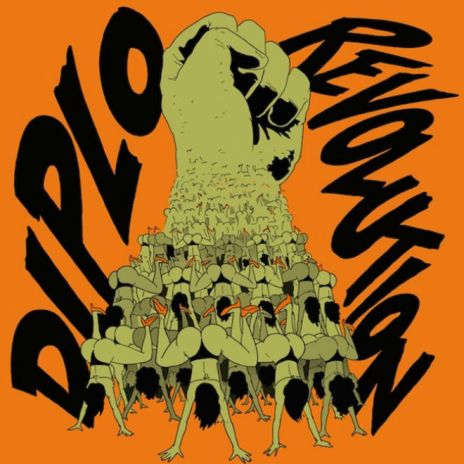 Diplo Announces 'Revolution' EP & Previews New Track