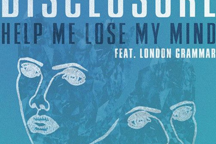 Disclosure featuring London Grammar – Help Me Lose My Mind (Paul Woolford Remix)