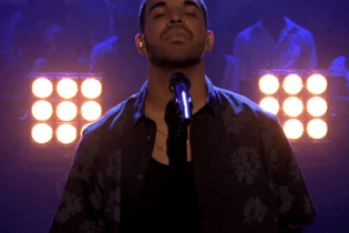 Drake featuring Sampha - Too Much (Live On Jimmy Fallon)
