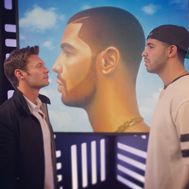Drake Talks New Album, Career, Individuality & More With Ryan Seacrest