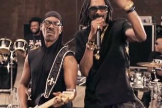 Eddie Murphy featuring Snoop Lion - Red Light