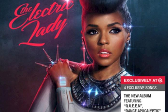 Janelle Monáe featuring Big Boi, Cee-Lo & Solange - Electric Lady (Remix)