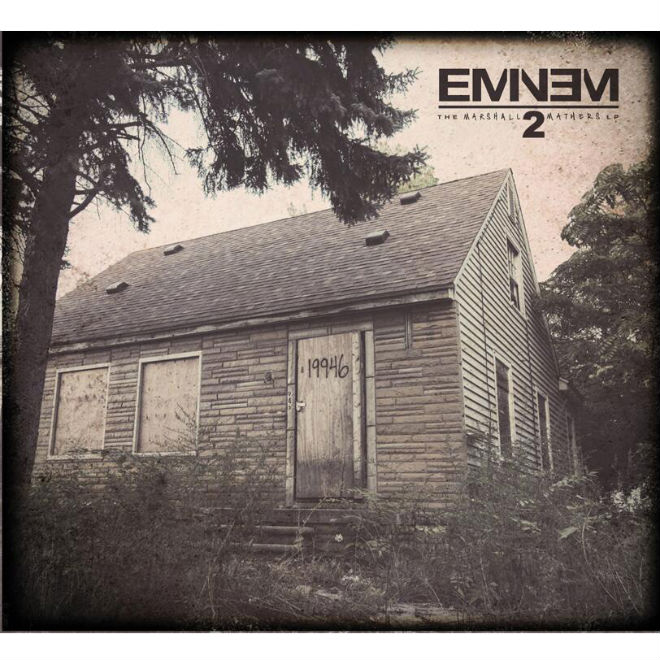 Eminem – The Marshall Mathers LP 2 (Artwork)