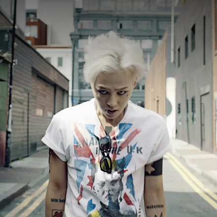 G-Dragon - Crooked