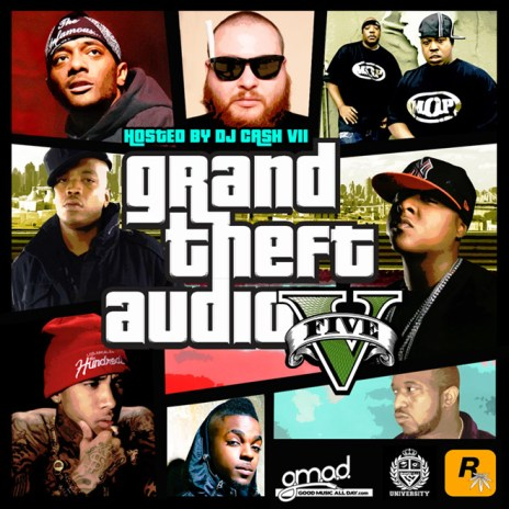 Rockstar Games Presents the Grand Theft Audio V Mixtape
