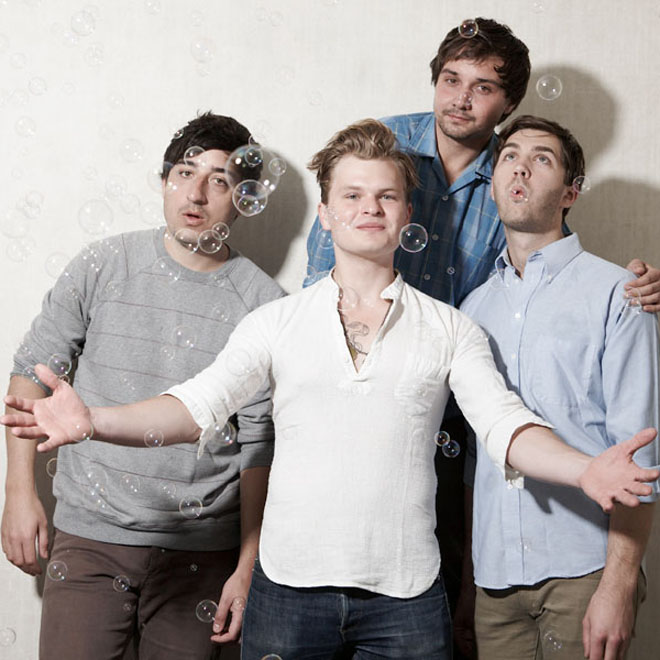 Grizzly Bear – Will Calls (Marfa Demo)