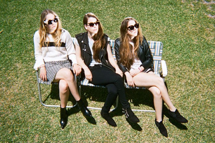 Haim - Days Are Gone (Album Stream)