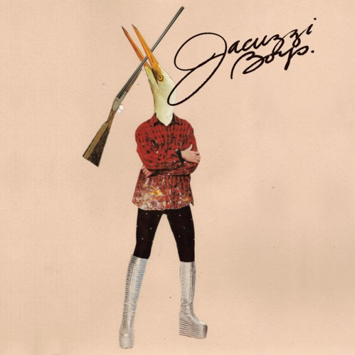 Jacuzzi Boys - Self Titled Album