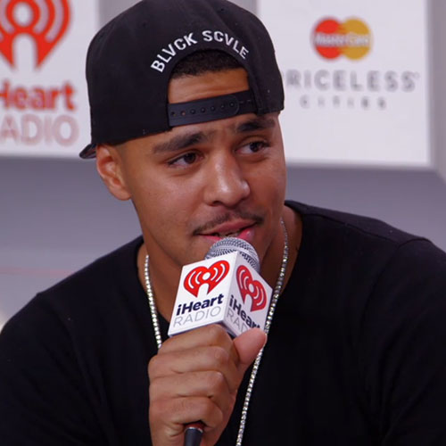 The Breakfast Club Interview J. Cole & Chris Brown