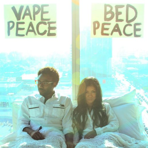 Jhené Aiko featuring Childish Gambino – Bed Peace
