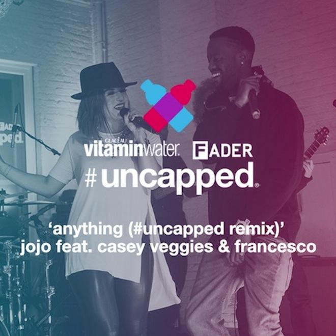 JoJo featuring Casey Veggies - Anything (Remix)