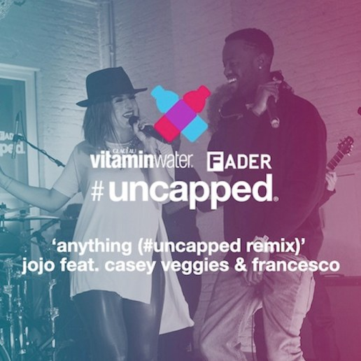 JoJo featuring Casey Veggies - Anything (Remix)