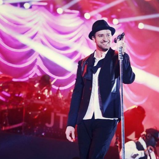 "Justin Timberlake Premiers ""True Blood"" & ""Only When I Walk Away"" at iHeartRadio Music Fest"