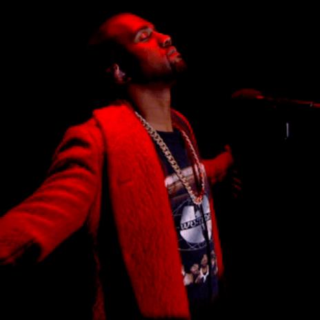 Kanye West & Charlie Wilson - Bound 2 (Live at Le Grand Journal)