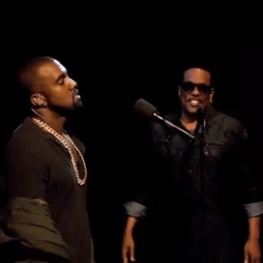 Kanye West featuring Charlie Wilson - Bound 2 (Live on 'Later… with Jools Holland')