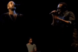 "Kanye West - ""New Slaves"" featuring Charlie Wilson & ""Blood On The Leaves"" (Live on 'Later… with Jools Holland')"