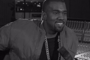 Preview Kanye West's Interview with Zane Lowe