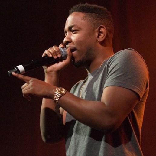 See Footage of Kendrick Lamar Dissing Meek Mill in New York