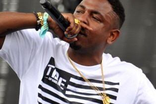 """Kendrick Lamar Says """"Try Harder"""" To All """"Control"""" Response Rappers"""