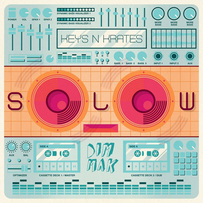Keys N Krates - SOLOW (Full Album Stream)