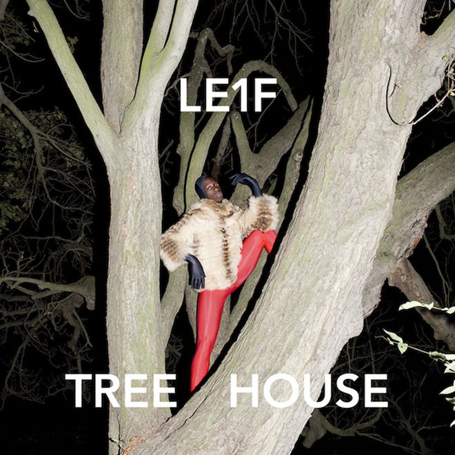 Le1f - Tree House (Mixtape)