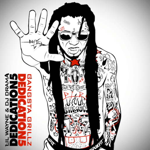 Lil Wayne - Dedication 5 (Mixtape)