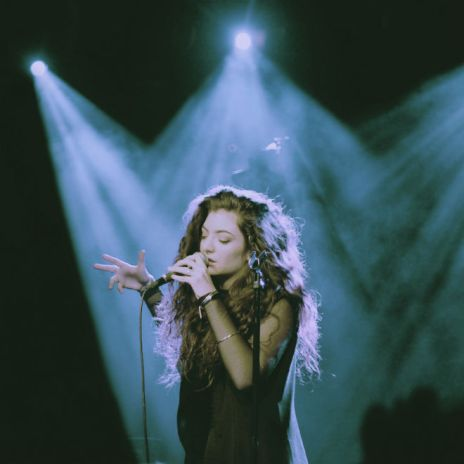 Lorde - Pure Heroine (Full Album Stream)