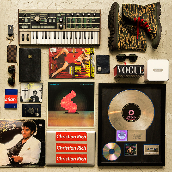 Music Essentials: Christian Rich