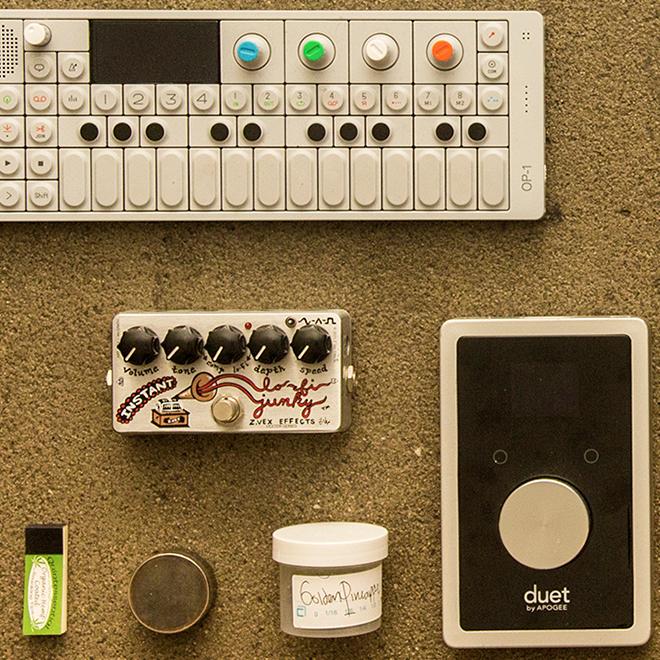 Music Essentials: Nosaj Thing