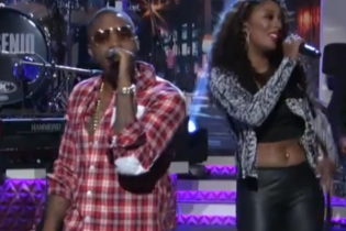 Nas - You Wouldn't Understand (Live on The Arsenio Hall Show)