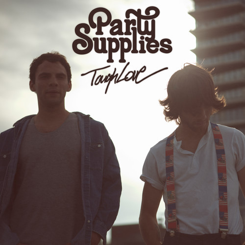 Party Supplies - Love Song