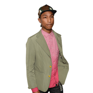 Pharrell - Happy (Live on The Queen Latifah Show)